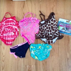 Other - Toddler girl Swim Wear 12/18 months bundle